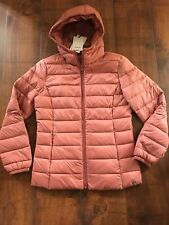 Ladies Down Filled Puffa Jacket in Rose BNWT from B YOUNG RRP £70. Bargain!