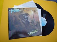 Picture Traitor+Heavy metal ears Spain edit 1985 (EX/EX/EX)  Ra♫e LP ç