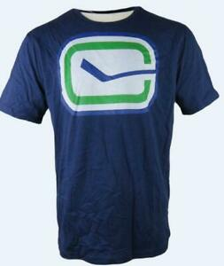 Vancouver Canucks Mens Official NHL T-Shirt