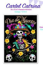 NEW PRODUCT!!  LARGE!  POSTER FOR  DAY OF THE DEAD !  DIA DE LOS MUERTOS