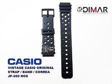 VINTAGE CASIO ORIGINAL STRAP/BAND/CORREA JP-200 NOS