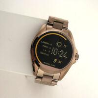 Michael Kors Access Touchscreen MKT5007 Bradshaw Smartwatch Brown Stainless Watc
