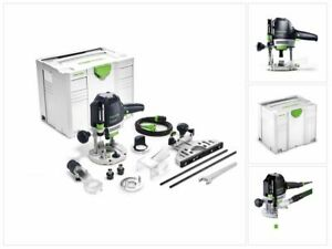 Lieferschaden - Neu: Festool OF 1400 EBQ-PLUS Oberfräse 1400W 70mm Hub