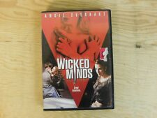 WICKED MINDS - ANGIE EVERHART AMY SLOAN 2003 EROTIC THRILLER DVD