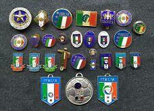 ITALY Football Association Federation pin badge LOT