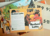 Rechen - Lotto       DDR Produktion   ca . 1988