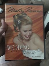 Martin Parsons wedding Collection 3dvd -15 styles for bride-bridesmaids