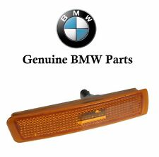 For BMW E36 Z3 Mcoupe Mroadster RIGHT Front Bumper Side Marker Light Genuine NEW
