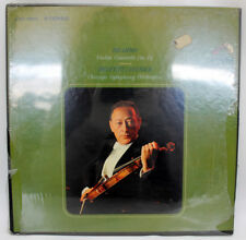 [NEW] HEIFETZ/REINER Brahms Violin Concerto (in D), Box LSC-1903 STEREO Red Seal