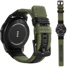 Nylon Army Watch Band Sport Strap for Casio Seiko Orient Citizen Timex