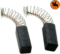 Carbon Brushes for Bosch Trimmer PHS 46 G  - 0.25x0.25x0.61''