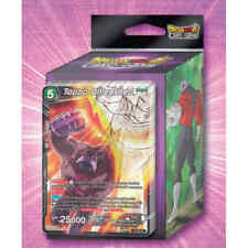 BANDAI DRAGON BALL SUPER EXPANSION SET 11 and 12 Promo Card SS Rose Goku Black