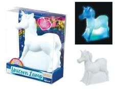 LED Color Changing Light Up Unicorn Night Light