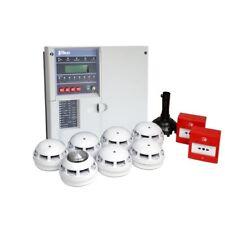 Fike Twinflex Pro Fire Alarm 2 Zone Kit Safety Smoke Detector Callpoint Strobe