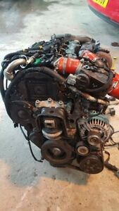 Peugeot 207 1.6 HDI 07 Engine Complete With Auxiliaries Fully Tested