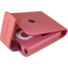Exspect Pink Nappa Leather Flip Protective Skin Cover Case iPod Nano 3 Unboxed