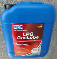 ERC LPG Gas Lube Premium Additiv Ventilschutz Valvesaver LPG Autogas 5 Liter