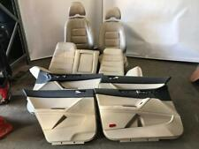 FG Ford Falcon XT XR G6 seats and door trims set front rear cream leather