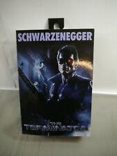 Neca Terminator Police Station Assault T-800 (Moto) Schwarzenegger ( Ka) N