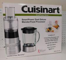 Cuisinart BFP-603A 600W Smart Power 2in1 Deluxe Blender & Food Processor