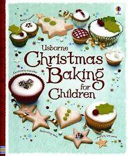 Usborne Christmas Baking for Children Children's Cooking