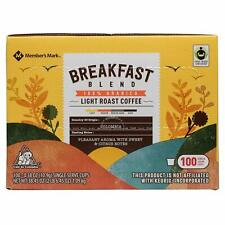 Member's Mark Breakfast Blend Coffee 100/0.38 oz