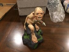 Sideshow Weta Gollum 1/6 scale Bust Polystone Statue Lord of the Rings