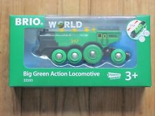 BRIO @@ GRANDE LOCOMOTIVE 33593 TRAIN @@ RAIL