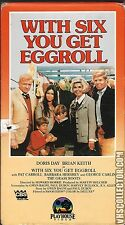 WITH SIX YOU GET EGGROLL VHS DORIS DAY USED VERY GOOD
