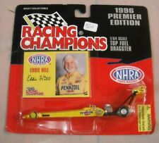 Eddie Hill NHRA 1996 Racing Champions Top Fuel Dragster 1:64 Penzoil
