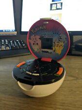 Functional - Vintage Pokemon Poke Ball Handheld Game 1999 Tiger Electronics