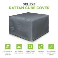 More details for premium heavy duty waterproof rattan cube cover outdoor garden furniture rain