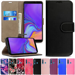 For Samsung A51 A41 A71 A12 Phone Case Leather Flip Shockproof Wallet Book Cover