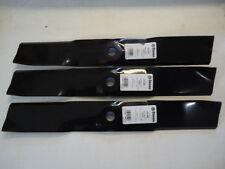 3 NEW 54C Mower Deck Blades for John Deere LX188 GT225 GT235 GT245 GX255 M143520