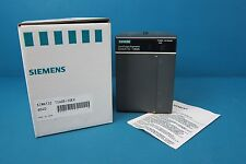 SIEMENS TI405-I0EX SIMATIC 405 SERIES EXPANSION I/O MODULE W/AC P.S.