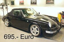 Verdeck für Porsche 911 / 964 Cabrio, Cabrioverdeck , Stoff, neu