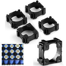 100X Li-ion Akku 18650 Bracket Batteriezellen Halter Sicherheit Spacer Halterung