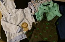 Baby Boys Clothes 6-9 months Lot Name Brand