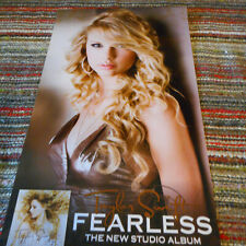 Taylor Swift Fearless Mini Poster