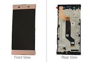 Genuine Sony XA1 Ultra Pink LCD Screen & Digitizer - 78PB3400040