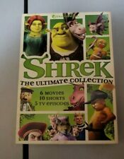 Shrek: The Ultimate Collection (Dvd, 2019)