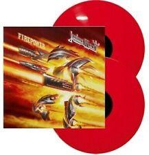 Judas Priest - Firepower [Limited Red Colored Vinyl] [New Vinyl LP] Colored Viny