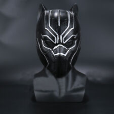Movie The Avengers King of Wakanda (Black Panther)Cosplay Mask Props