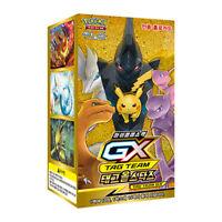 Pokemon Cards Tag All Stars TAG TEAM GX Booster Box High Class Pack SM12a Korean