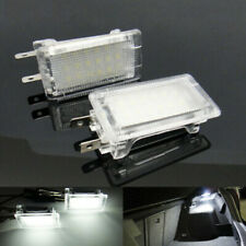 2x LED Fit for Opel Vauxhall Astra Corsa Interior Box Roof Trunk Boot Lights 12V