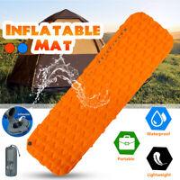Naturehike Self Inflating Mattress Inflatable Sleeping Bag Air Bed Camping Pad