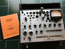 Hickok Model 752A Dynamic Mutual Conductance Tube Tester