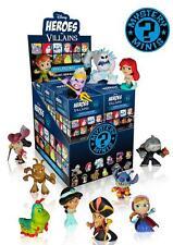 Funko Disney Heroes vs Villains Mystery Mini Blind Box Full Case of 12