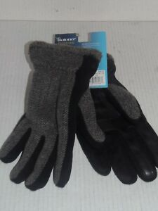 ISOTONER - MENS - GLOVES - LODEN - SIZE LARGE     (CL-A-42)