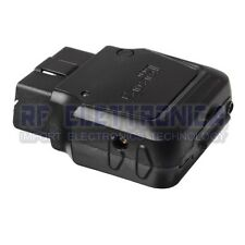 Car OBD2 GPS Tracker with Fault Diagnosis and Fuel Consumption Monitoring Functi